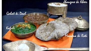 Quick Uttarakhandi Food Recipes