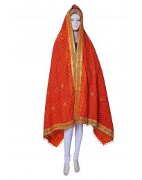 Bridal Pichoda-Cotton