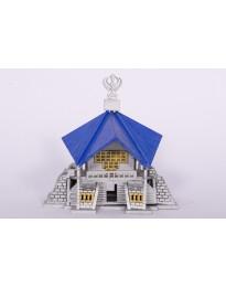 Hemkund Sahib - 3D wooden replica