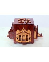 Chardham Cube- Wooden
