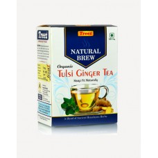 Treez Organic Tulsi Ginger Tea (50gm)